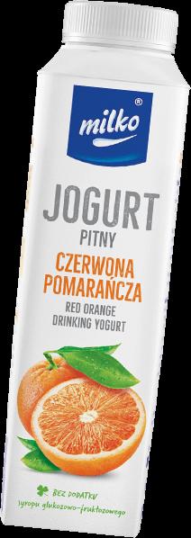 Jogurt pomarańczowy